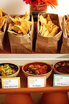 10 Delicious Ways to Serve Tacos at Your Wedding via Brit + Co