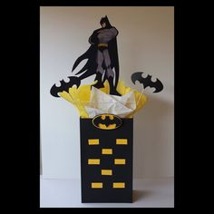 Batman centerpiece