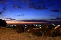 Por do sol Belvedere - Belo Horizonte