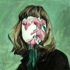 Image of Eyeless Girl limited edition print #3