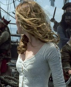 Pirates of the Caribbean: The Curse of the Black Pearl Keira Knightley Pirates, Keira Christina Knightley, Elisabeth Swan, Pirates Of The Caribbean, 90s Fashion, Celebrities, Pretty, Beautiful, Beauty