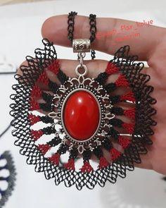 Piercings, Washer Necklace, Needlework, Jewelry, Diy Kid Jewelry, Lace, Accessories, Peircings, Piercing