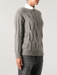 vince chunky sweater - Google Search