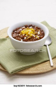 Meals Fit for a Family: Crock Pot Turkey Chili Pie Soup (calories 230)
