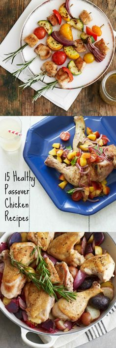 15 Healthy Passover Chicken Recipes