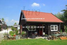 www.jaro-houtbouw.nl Wilt u ook een prachtige vakantiewoning, gastenverblijf, atelier, paardenstal, schuur, mantelzorgwoning in hout laten bouwen? Kijk op onze website www.jarhoutbouw.nl of bel 0341-759000