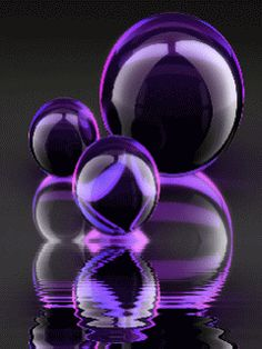 purple abstract - mobile9