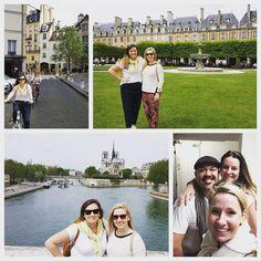 Instagram picutre by @lestockton15: Wishing we were cruising the streets of Paris with Pepe #tbt #parisbymartin #ebike #paristour @4everiloveatl @parisbymartin - Shop E-Bikes at ElectricBikeCity.com (Use coupon PINTEREST for 10% off!)