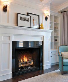 ZDV6000 Kingsman Fireplace
