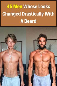 Beards are everything right now. It may be hot in the summer, but that doesn't mean you can't sport a neatly trimmed beard with your swimming trunks. These men prove that beards make all the difference. Clothes Shops Uk, Smart Casual Menswear, Bridal Nail Art, Workout Hairstyles, Girl Life Hacks, Beard Trimming, Trending Today, Beard Tattoo, Men Looks