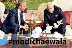 Pakistani Twitter users humorously tease Indian PM by trending #modichaewala   Pakistan   Dunya News