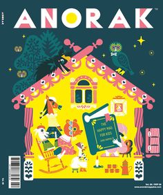 Anorak Magazine - Issues - ANIMALS -Isn't it truly fascinating to think that animals have roamed our beloved planet a lot longer than we have? I am thinking of the humble fly for example. It has been around for 65 million years! That's a loooong time! Which is why we are dedicating this issue to our favourite. Not favourite flies but our favourite animals. The furry ones, the funny ones and even the weird ones, we worship them all!