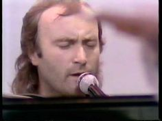 Phil Collins In the Air Tonight @ Live Aid 85