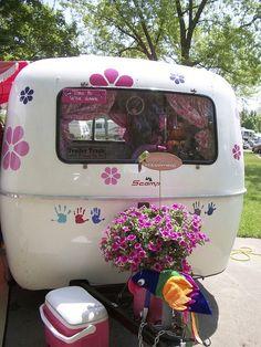 Camper - Outdoor Ideas.