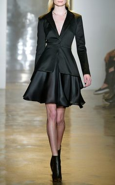 Lullaby Jersey Jacket by Cushnie et Ochs for Preorder on Moda Operandi