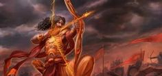 Most powerful warriors of mahabharata! Let's see them all according to their ranks. – Flood from history The Mahabharata, Lord Vishnu Wallpapers, Great Warriors, Epic Art, History Teachers, Historical Quotes, Hindu Art, Indian Gods, Military Art