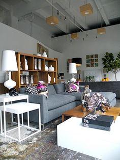 purple and grey LA apartment: http://www.apartmenttherapy.com/la/marketplace/suburban-home-119368#