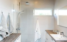 Oras Optima - thermostatic Rain Shower and Oras Optima wash basin faucet