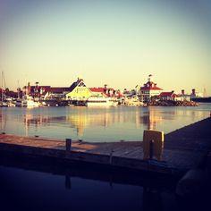 Long Beach Pier, August, 2012