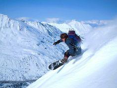 Canadian winter sports