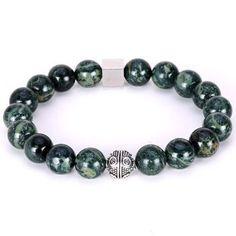 2017 fashion jewelry Natural Stone Lucky Bead Bracelets Retro Thai Silver Bead Bracelet Beads Bangle For Men Women Bracelets For Men, Bangle Bracelets, Bangles, Tiger Eye Beads, Stone Bracelet, Stone Beads, Natural Stones, Fashion Jewelry, Luxury