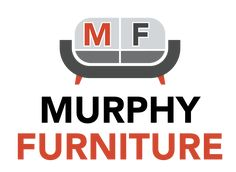 """This is our new logo as we adapt our business o survive. We are very excited to relaunch as Murphy Furniture. We used to have the word """"Liquidation"""" in our brand name but we are a diffrent beast these days. Murphy Furniture, Very Excited, Brand Names, Beast, This Is Us, Survival, Logo, Words, Business"""
