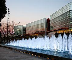 foto burgos museo evolucion humana noche forum palacio congresos