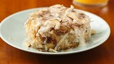 Orange-Coconut Breakfast Rolls- think I will try this with cherry filling.