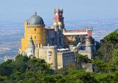 10 ciudades europeas que puede que no conozcas  Sintra Portugal