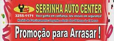Eu recomendo Serrinha Auto Center- Setor Bela Vista, #Goiânia, #Goiás, #Brasil