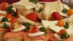 Nejoblíbenější kompot? Utopenci! Máme recept na ty nejlepší – Hobbymanie.tv Caprese Salad, Feta, Camembert Cheese, Insalata Caprese