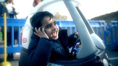 Crèche course for young drivers filmed by WaveFX Driver Film, Animation, Animation Movies, Motion Design