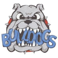 Invitation to join El Dorado Springs High School Alumni School Spirit Days, School Spirit Shirts, Bulldog Mascot, Bulldog Cartoon, Bulldog Drawing, School Shirt Designs, Rainbow Loom Patterns, Yearbook Photos, Machine Embroidery Designs