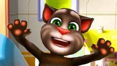 My Talking Tom Gameplay Walkthrough Level 38 part My Talking Tom is the best virtual pet game for the whole family. - Players can adopt Tom and take care . Funny Songs, Virtual Pet, Animal Games, His Travel, Mini Games, Nursery Rhymes, Game Design, Toms, Make It Yourself