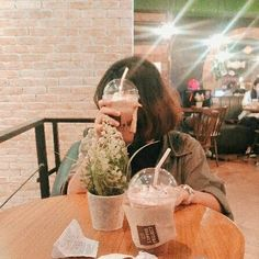 #shypose #ulzzang #coffee #date #korea #outfit Coffee Photos, Coffee Date, Ulzzang Couple, Aesthetic Girl, Otp, Picture Ideas, Dates, Korea, Handsome