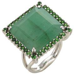 Pure Emerald Ring, Graziela