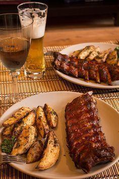 Helathy Food, Healthy Dinner Recipes, Cooking Recipes, Confort Food, Verde Recipe, Good Food, Yummy Food, How To Cook Pork, Vegan Meal Prep