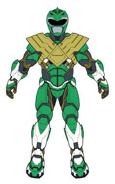 """""""Green Ranger Armor"""" by http://monstrous64.deviantart.com/art/Green-Ranger-Armor-321451212?q=gallery%3Amonstrous64%2F14312171=0"""