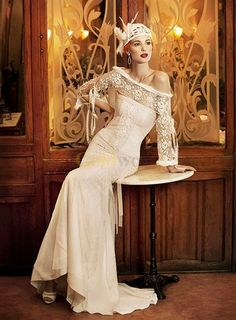 vintage wedding dresses | Reference For Wedding Decoration
