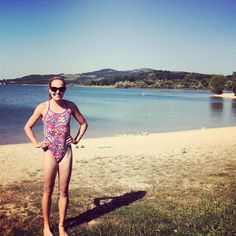Good luck to Ellen Pennock, wearing a Funkita Olympus Princess, who's competing for Canada in the Pan Am Games tomorrow!