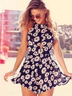 Floral Jumpuit  Love it