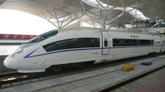 Japanese Super Fast Maglev Bullet Train Which Travels At 311mph.
