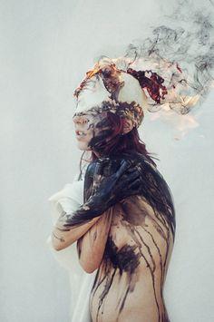 fearful, fearless, burn for rebirth, pheonix