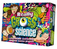 John Adams really gross science You can perform a set of horrid yucky activities Miranda Campbell Science Games, Science Activities For Kids, Science Kits, Science Projects, Science Experiments, Super Healthy Recipes, What Is Life About, Education Quotes, Educational Toys