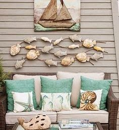 Beachfront Decor is a beach decor and coastal decor store and website. You can find everything from nautical decor to beach lighting to coastal furniture. Decor, Beach House Decor, Coastal Decor, Sunroom Designs, Nautical Decor, Coastal Bedrooms, Seaside Decor, Cottage Decor, Home Decor