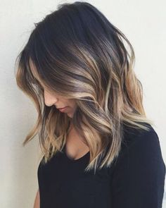 Pretty Style & Hair Colors As well ☼☼☼ ☺️ ♥️♥️♥️ @Pinterest
