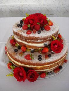 naked cake by Gula Goulart.