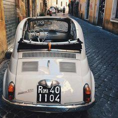 """Fiat 500 op Instagram: """"#500 #fiat #fiat500 #cinquecento #cinquino #italy…"""