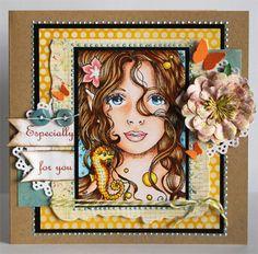 Sweet Pea Stamps: Mirima