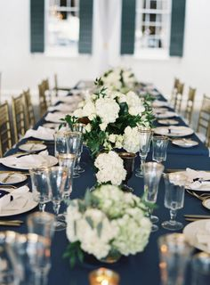 Classic Navy + Gold Charleston Wedding Gallery - Style Me Pretty